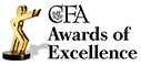 CFA Awards of Excellence Logo